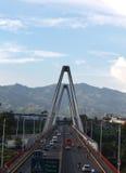 César Gaviria Trujillo Viaduct. Royalty Free Stock Photography