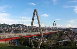 César Gaviria Trujillo Viaduct. Stock Photos