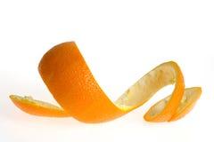 Cáscara de la naranja Fotos de archivo libres de regalías