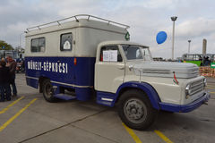 Csepel D450 medium -duty vehicle 3 Royalty Free Stock Images