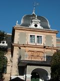 Csernovics城堡- Macea dendrological公园 - Macea,阿拉德县,罗马尼亚 免版税库存图片