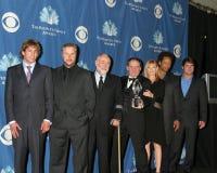 CSI Cast. 32nd People's Choice Awards Shrine Auditorium Los Angeles, CA January 10, 2006 Stock Images