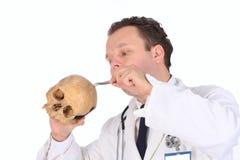 CSI doc 3 Foto de Stock Royalty Free
