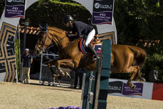 CSIO BARCELONA 2014 Stock Photo