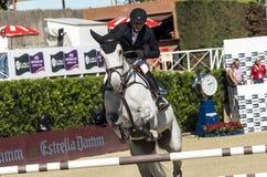 CSIO BARCELONA 2014 Royalty Free Stock Photo