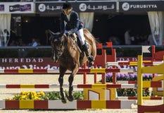CSIO BARCELONA 2014 Stock Photo