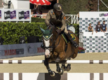 CSIO BARCELONA 2014 Royalty Free Stock Images