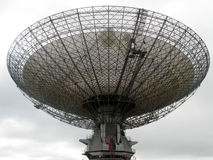 CSIRO Parkes Waarnemingscentrum, de schotel royalty-vrije stock foto's