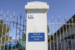 Csm-palmanova Udine stockbild