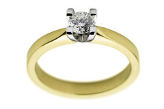 CSP Diamond Ring Royalty Free Stock Photos