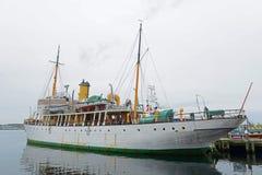 Css-Acadia, Halifax, Nova Scotia, Kanada Arkivbild