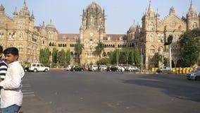 CST Mumbai στοκ φωτογραφία με δικαίωμα ελεύθερης χρήσης