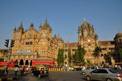 CST Terminus Mumbai Stock Image