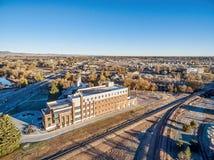 CSU Powerhouse Energy Campus Royalty Free Stock Image