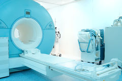 CT machine Stock Photos
