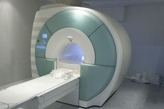 Ct scan. Machine in hospital royalty free stock photo