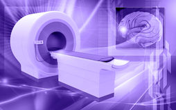 CT Scan Machine Stock Photos