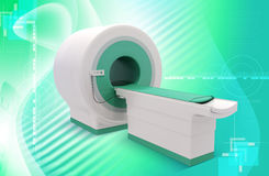 CT Scan Machine Royalty Free Stock Image