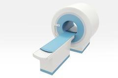 CT Scan Machine vector illustration