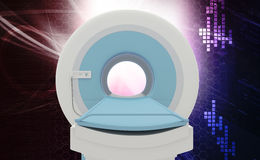 CT Scan Machine Stock Photography
