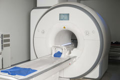 CT Scan Machine In Hospital Royalty Free Stock Photography