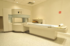 CT scanner 02 Stock Image