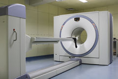 Ct scanner Royalty Free Stock Image