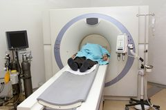 Ct scanner 13 Stock Image