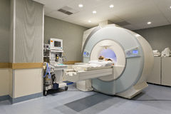 CT scanner Stock Photography