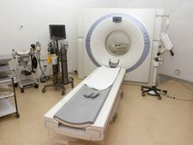 Ct-Scanner 6 Lizenzfreie Stockfotos