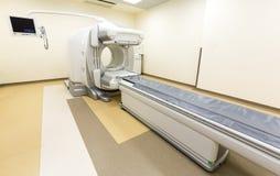 CT scanner Gegevens verwerkte tomografie stock afbeelding