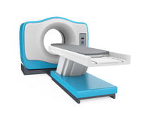CT Scanner Tomography Royalty Free Stock Photography