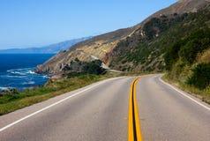 Côte de la Californie Photos libres de droits