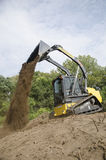 CTL нажимая грязь Стоковые Изображения RF