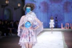 CTOC Porter Fashion Show: Boudoir, Zagreb, Croácia Fotos de Stock