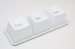 Ctrl Alt Del Stock Photos