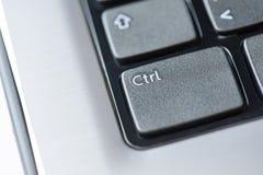 CTRL - Chave de controle Imagens de Stock