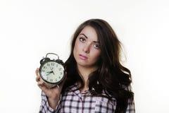 Cuál es el tiempo Foto de archivo libre de regalías