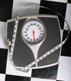 Cuál es su peso? Imagenes de archivo