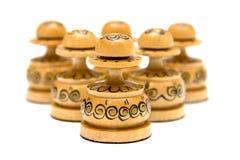Cuña del empeño del ajedrez Foto de archivo libre de regalías
