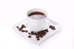 Cu de café Image libre de droits