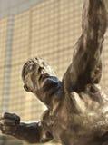 CU di Herakles Archer Straight On Immagini Stock