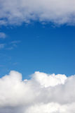 Céu e nuvens Imagem de Stock Royalty Free