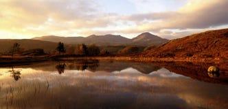 cu jezioro okręgowy park narodowy obrazy royalty free