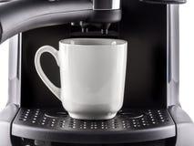 Cu van koffie Royalty-vrije Stock Fotografie