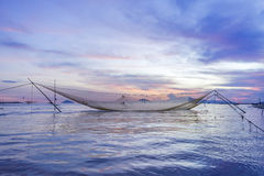 Cua Dai Beach, Hoi An-stad, Quang Nam-provincie, Vietnam Stock Afbeeldingen