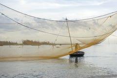 Cua Dai Beach, Hoi An-Stadt, Quang Nam-Provinz, Vietnam stockbild