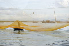 Cua Dai Beach, Hoi An-Stadt, Quang Nam-Provinz, Vietnam Lizenzfreie Stockfotos