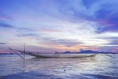 Cua Dai plaża, Hoi miasto, Quang Nam prowincja, Wietnam obraz royalty free