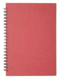 Cuaderno cerrado Imagen de archivo